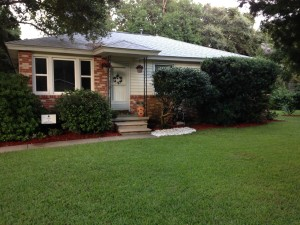 Charleston Landscaper Yard Makeover After 1