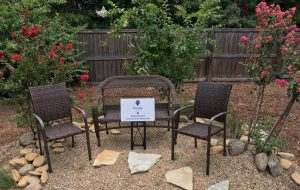 Charleston-Landscape-Design-Backyard-Sitting-Area 2