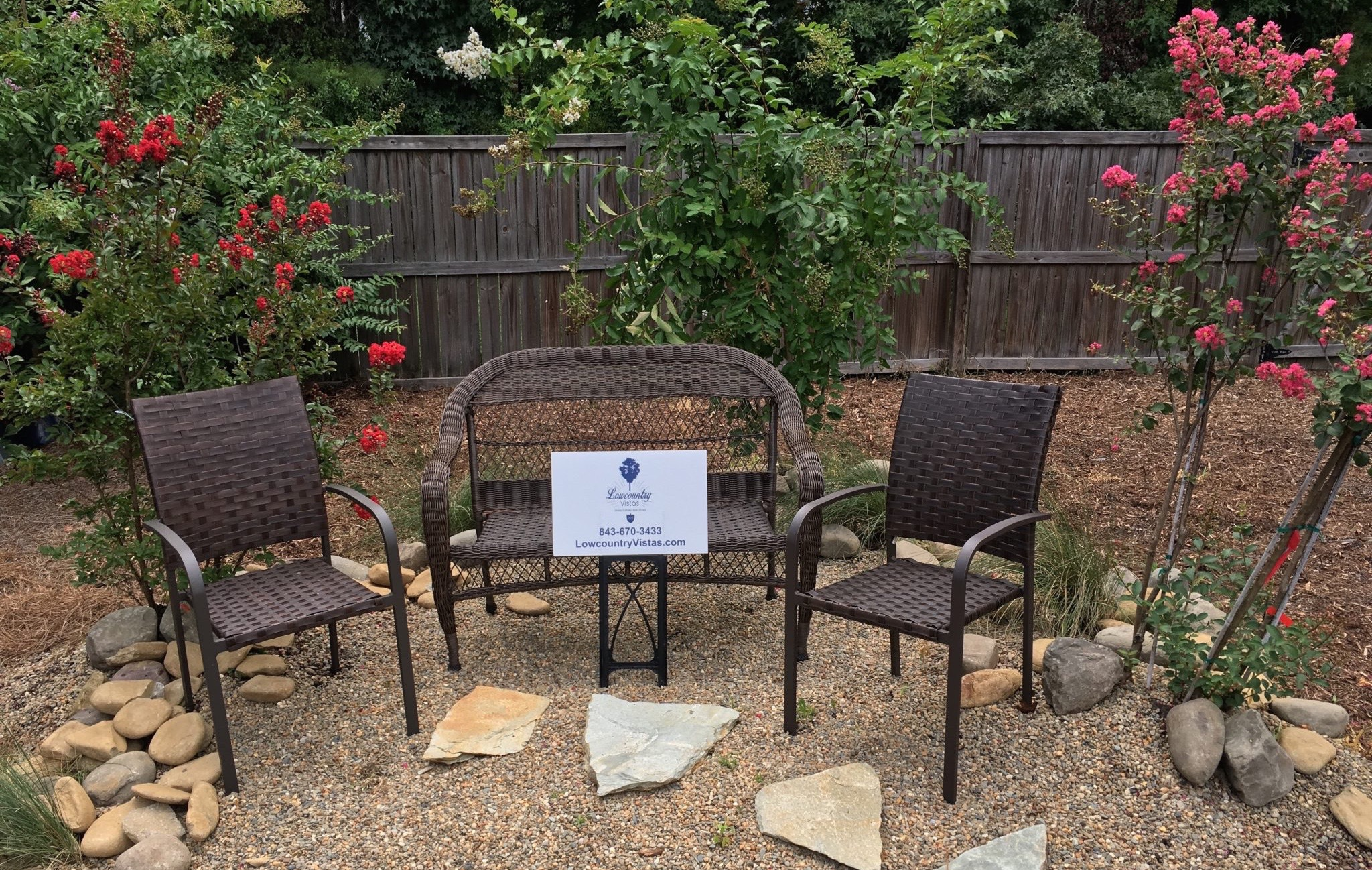 reviews of lowcountry vistas and landscape design