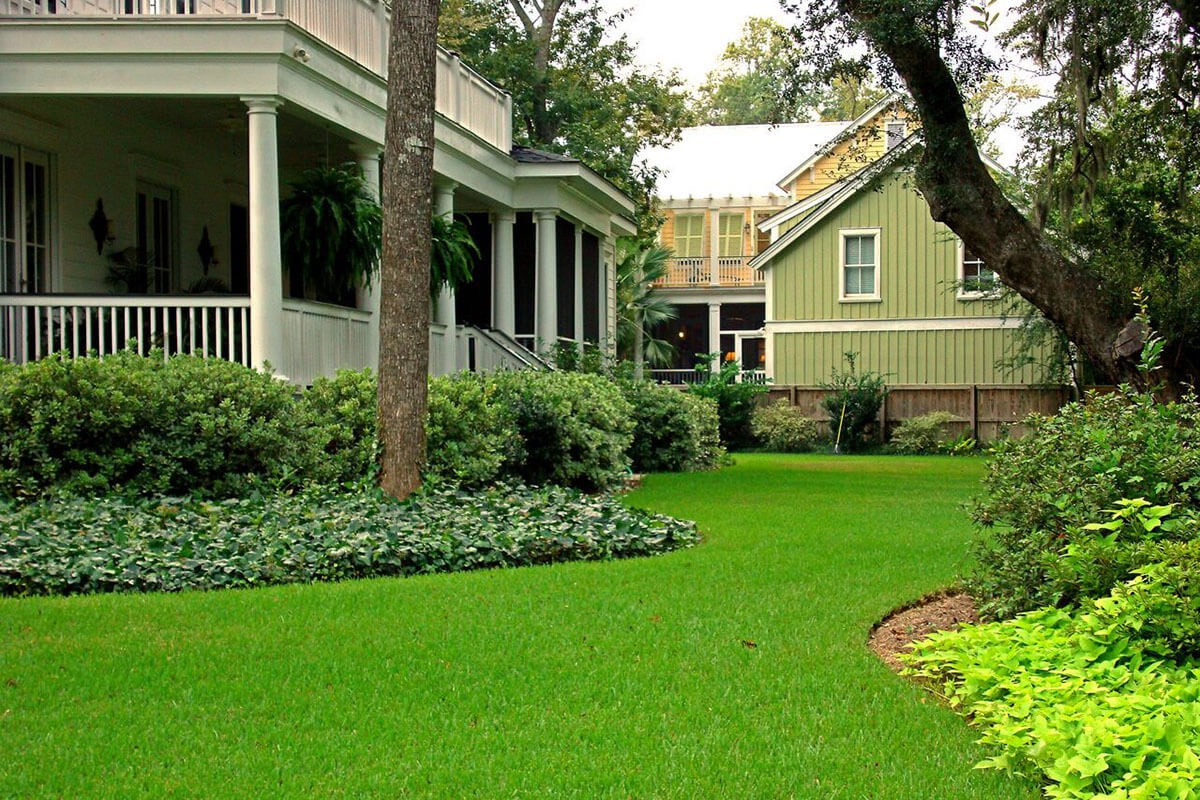 Residential landscape design plans lowcountry vistas for Landscaping rocks charleston sc