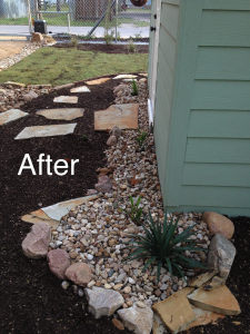Charleston Landscaper Yard Makeover After 3