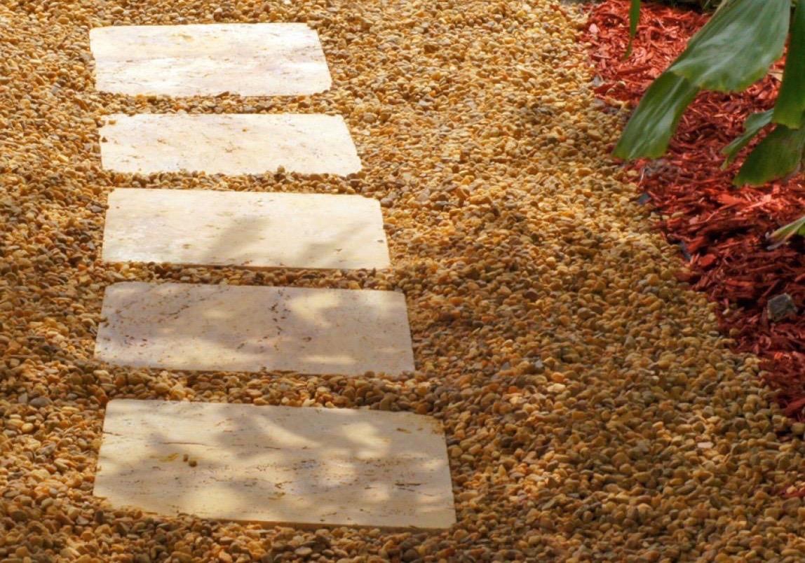 Charleston Landscape Design Path Installation