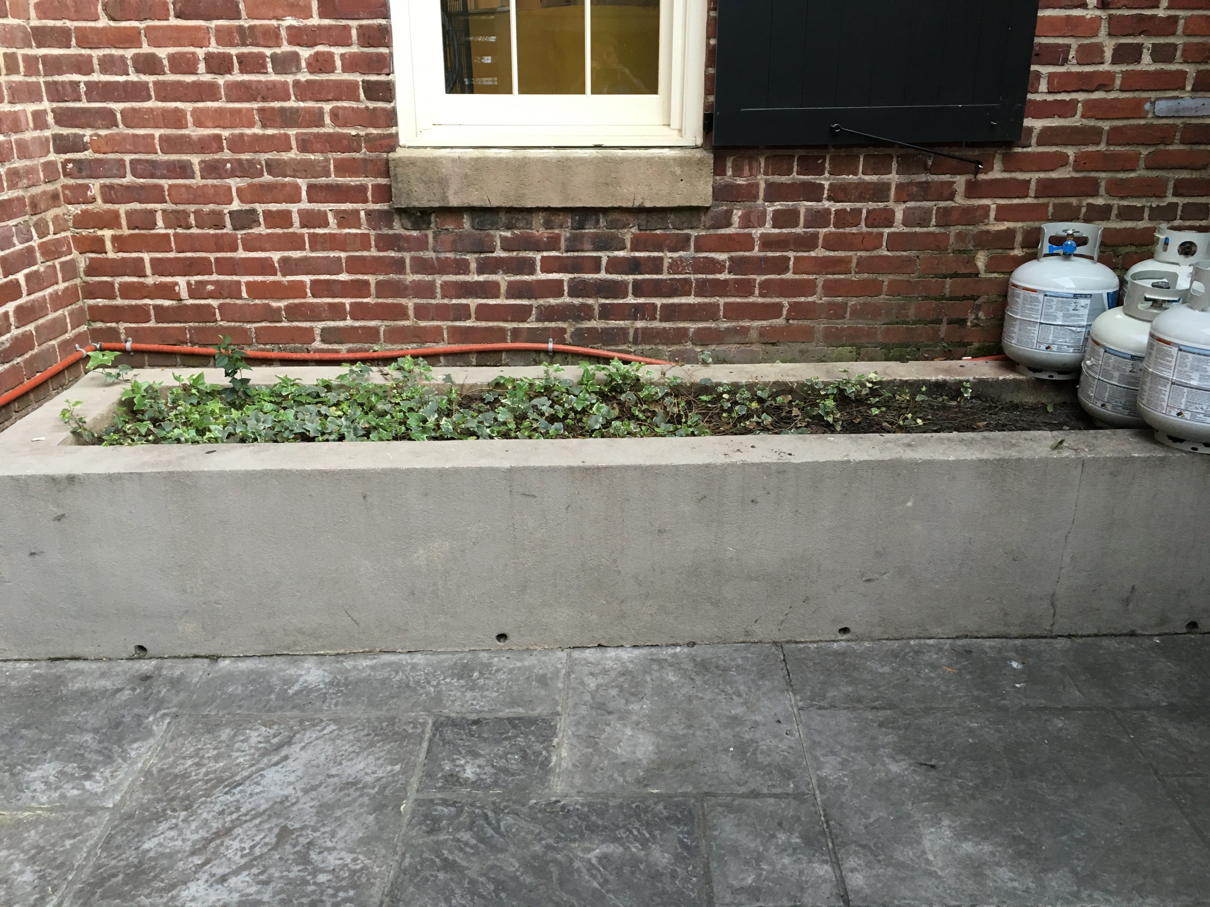 Charleston Residential Landscape Design Underutilization