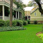 Charleston SC Landscape Design St. Augustine Sod