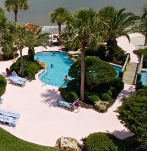 Seth Mason Charleston SC Commercial Landscape Design Hotel (1)